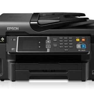 Epson A3 printer w3620