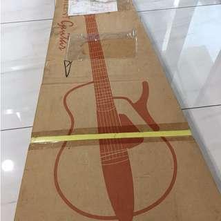 YAMAHA SLG-100S SILENT Guiter 靜音電吉他