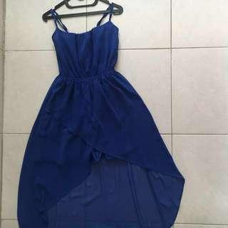 Korz Blue Dress