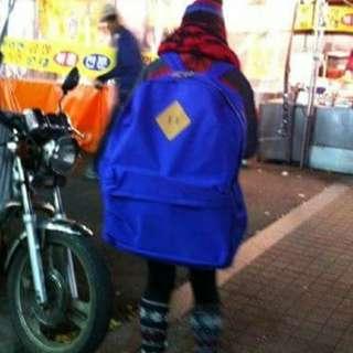 購自韓國超超大背囊(只用過一次)