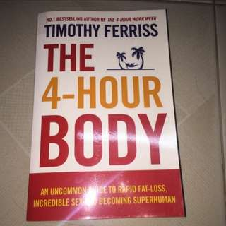 Wtb 4 hour body