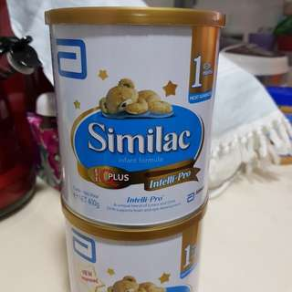 Similac Stage 1 - infant formula milk