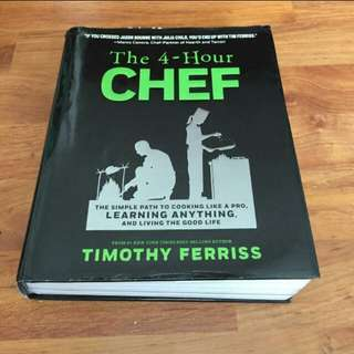 Wtb 4 hour chef #blessing