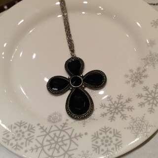 全新時尚十字架長頸鏈