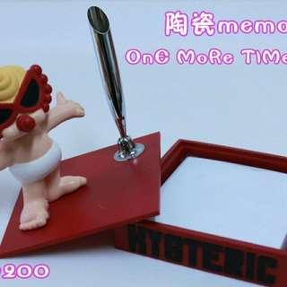 Hysteric Mini 陶瓷Memo 座