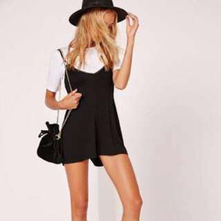 2 in 1 playsuit
