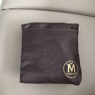 Magnum foldable bag