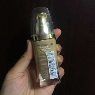 Loreal True Match Super Blendable Foundation (Golden Beige)