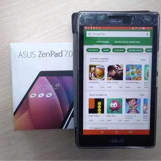 Asus Zenpad 7.0 Ram 2Gb Z370CG . murmer,mulus (not C7) tablet