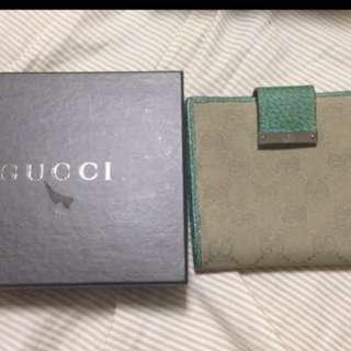 Gucci 皮夾