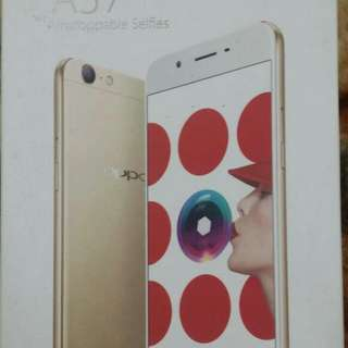 OPPO A57 UNSTOPPABLE SELFIES