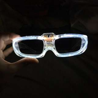 Glow Up Glasses