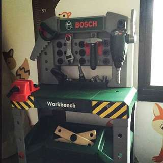 Bosch workbench playset