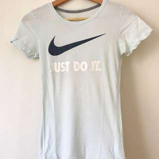 Nike Just Do It slim top
