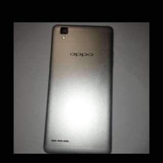 Oppo F1 Silver 16GB - Price dropped!!!!