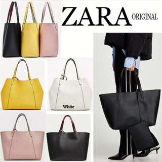 Original Zara Reversible Totebag