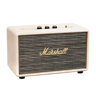 Marshall Acton [cream] - Bluetooth Wireless Speaker