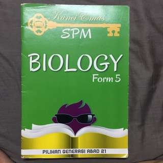 Biology SPM