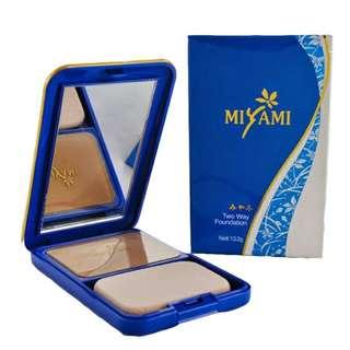 Miyami Compact Powder (Authentic)