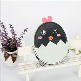 1pc Chick Cute Coin Purse                                                         [Christmas Day Gift Sale]