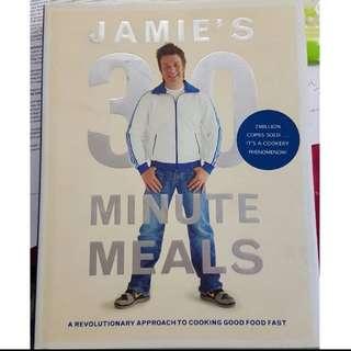 Jaime Oliver's 30min meals