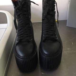 UNIF platform boots.