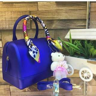 Furla Jelly Spedy Mate