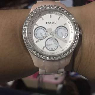 Authentic Fossil Watch
