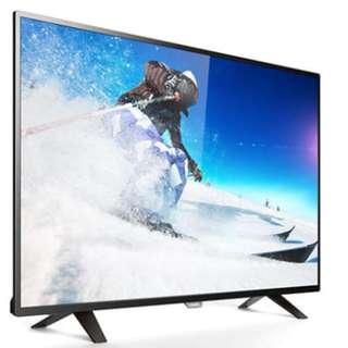 Philips 55PUT5801/56 55 inch. 4K Slim LED TV. 1 Year International Warranty.