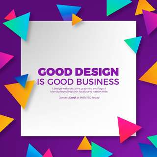 Cheap, Quality and Fast Design Works (For your business) *Freelance Designer*
