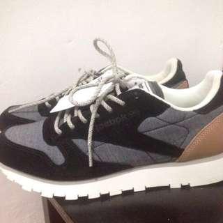 Reebok Classic Leather Fleck #Midnightsale