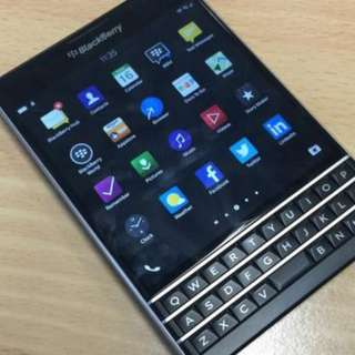 Blackberry Passport for sale