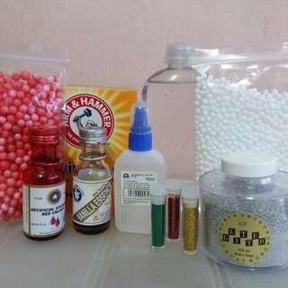 🛠 slime supplies