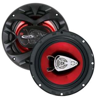 "BOSS AUDIO CH6530 6.5"" 3-way 300-watt Speakers"