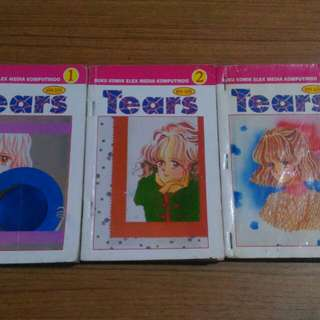 Komik mini seri Tears