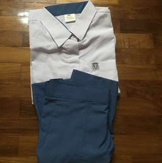 Holy Innocents' High School Uniform