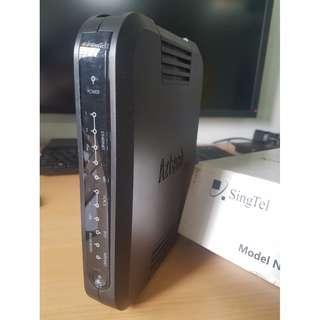 Singtel Aztech DSL7000GRV(S) router