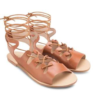Something Borrowed Gladiator Sandals