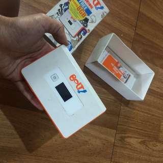 Reprice Mifi modem wifi bolt orion