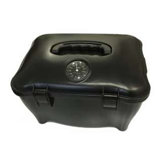 Digi-Cabi Portable 10L Dry Box with Silica Gel and Humidity Meter (Store 1 camera and 2 to 3 lens)