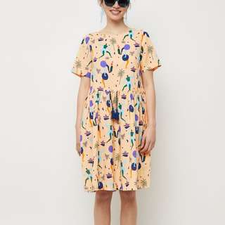 Gorman Moon Dance Cotton Dress 10