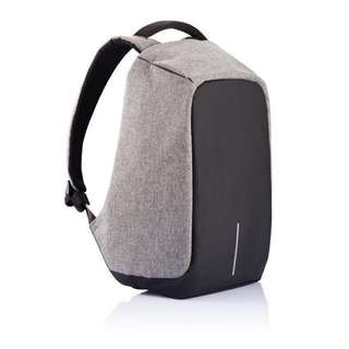 Bobby Backpack (REAL)| Bobby Anti Theft Backpack | Anti-theft Bag | Anti Theft Bag | Cut Proof Bag