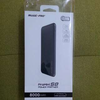 全新 MAGIC~PRO 8000mAh 尿袋