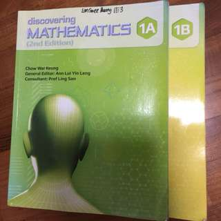 Sec1 Discovery Maths