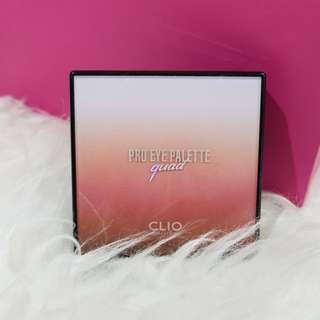 Clio eye palette
