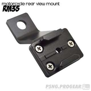 Motorcycle Rearview Mount