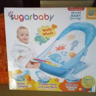 Sugar Baby baby bathing