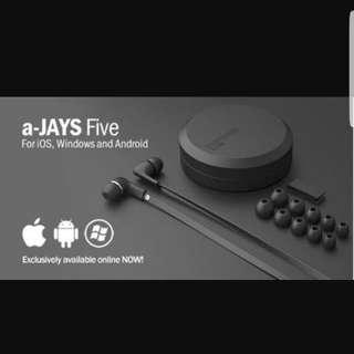 A Jays 5 (UNOPENED & SEALED)