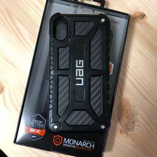 Iphone X case UAG Monarch series