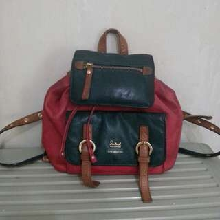 Authentic Salad bagpack and sling